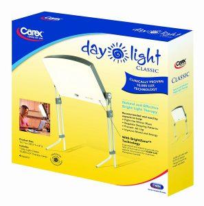 Carex Day-Light box design